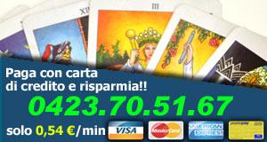 banner con carta di credito